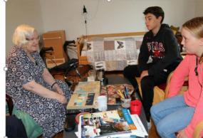 Plejecenter Rosenhaven og Afdeling Rosenlund i nyt parløb
