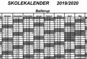 skolekalender